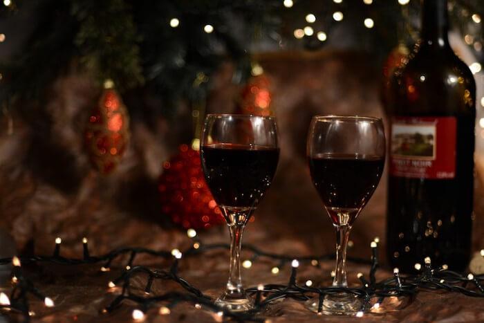 Las drogas y el alcohol en Navidad