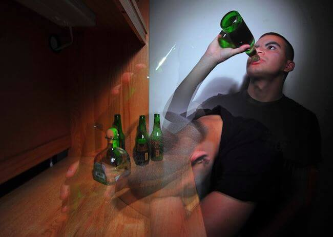 Efectos del alcohol en nuestro cuerpo