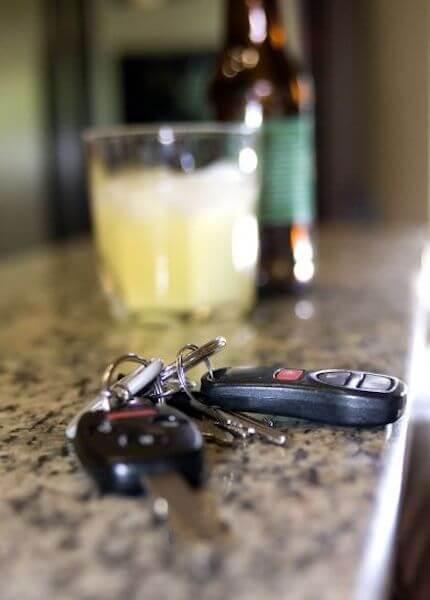 Conducción y alcohol